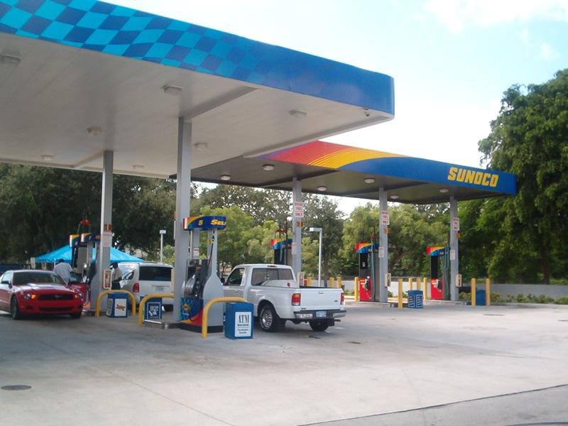 Posto de Gasolina Sunoco - North Miami - Flórida $350,000